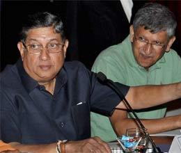 श्रीनिवासन के खिलाफ बगावत, शिर्के-जगदले का इस्तीफा