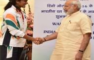राष्ट्रपति और PM मोदी ने सिंधू को रजत पदक जीतने पर दी बधाई