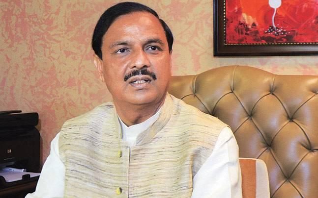 फिर विवादों में  डा महेश शर्मा : मीडिया में  सामने आने के बाद मंत्री जी ने मांगी माफी, सोसायटी ने भी दिखाया बड़ा दिल