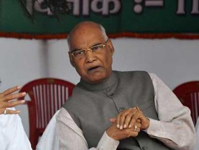 रामनाथकोविंद होंगे बीजेपी के राष्ट्रपति पद के उम्मीदवार..आडवाणी का आखरी सपना भी टुटा
