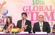 10th नोएडा ग्लोबल फिल्म फेस्टिवल : पैशन से बड़ा कुछ नहीं होता- संदीप मारवाह