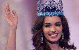 'मिस वर्ल्ड 2017' मानुषी छिल्लर की खुशी में बॉलीवुड हुआ शामिल