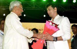 ऊर्जा मंत्रियों का सम्मेलन रद्द, सीएम नीतीश कुमार ने सुने सोनू निगम के गीत