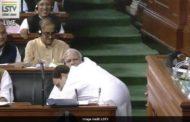 'आपने बहुत कुछ सिखाया'….और सीट पर जाकर PM मोदी से गले लगे राहुल