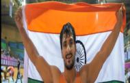 भारतीय पहलवान सचिन राठी ने लहराया तिरंगा, 74 किग्रा फ्रीस्टाइल भारवर्ग में जीता गोल्ड